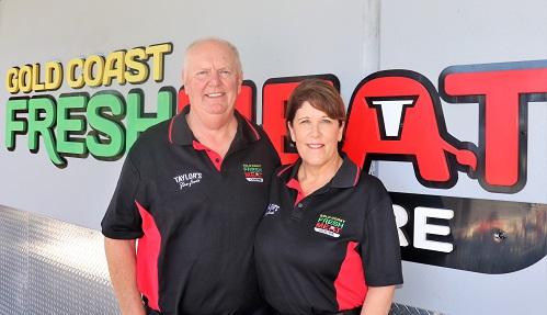 Shane & Denise Taylor